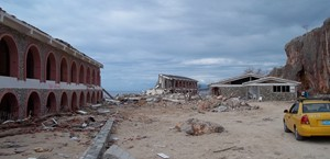 Hotel Club Amigo Bucanero after Hurricane Sandy 02