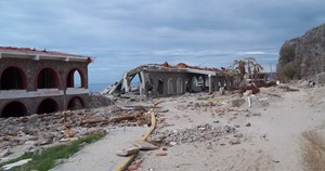 Hotel Club Amigo Bucanero after Hurricane Sandy 06