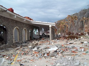 Hotel Club Amigo Bucanero after Hurricane Sandy 07