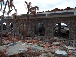 Hotel Club Amigo Bucanero after Hurricane Sandy 10