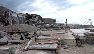 Hotel Club Amigo Bucanero after Hurricane Sandy 12