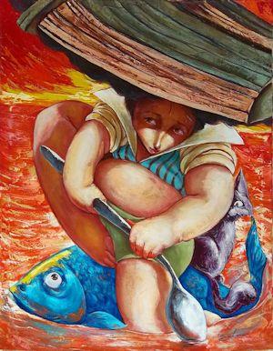 Art by Santiago de Cuba Artist Yanis Barbier